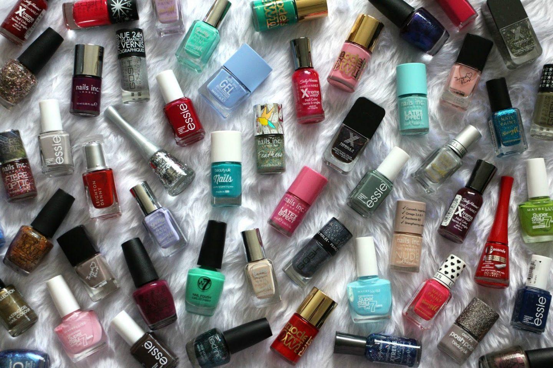 My Nail Polish Collection - Ellis Tuesday