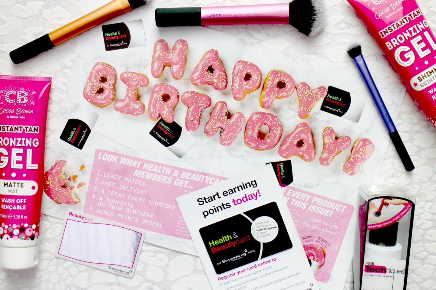 Superdrug S Health Beautycard S 5th Birthday Beauty Haul Ellis