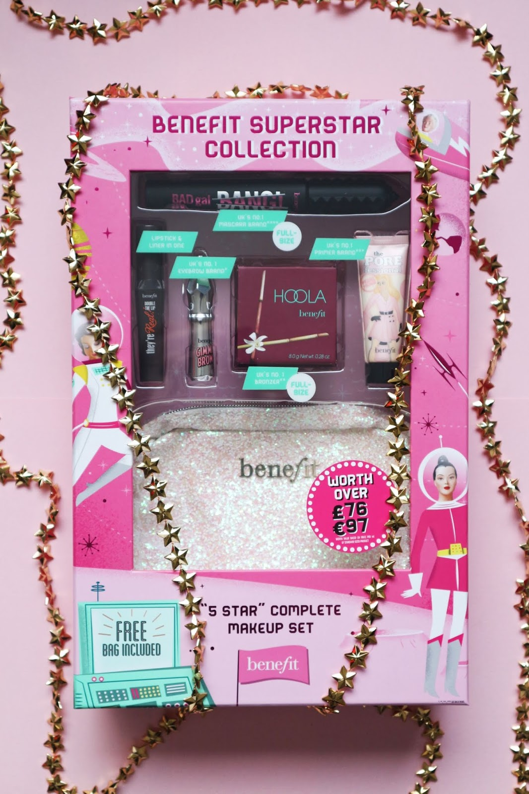 Benefit Superstar Collection Giveaway